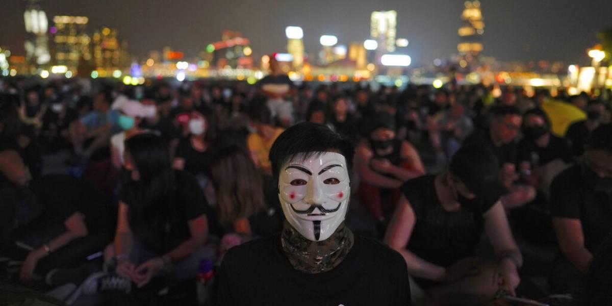 Hong Kong vetaría el acceso a internet para frenar las protestas