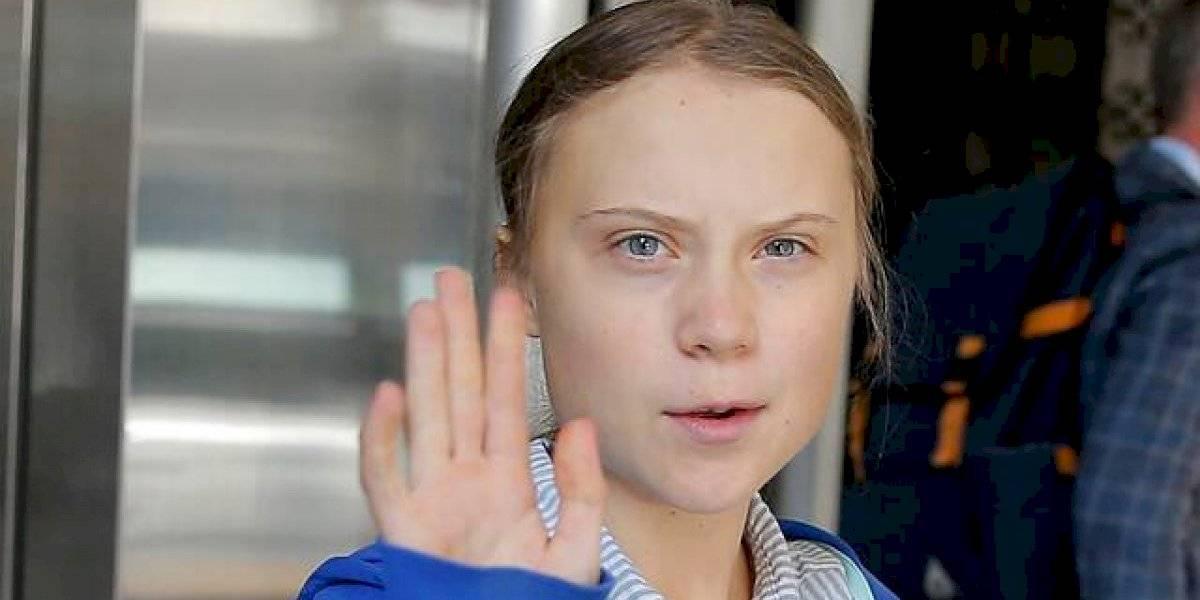 Durante su viaje a Chile por la COP25: buscan que Greta Thunberg visite Quintero