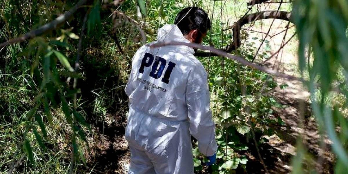 """Trabajadores encontraron restos humanos en San Vicente de Tagua Tagua: osamentas llevarían cerca de 4 años a orillas de la """"Carretera de la Fruta"""""""