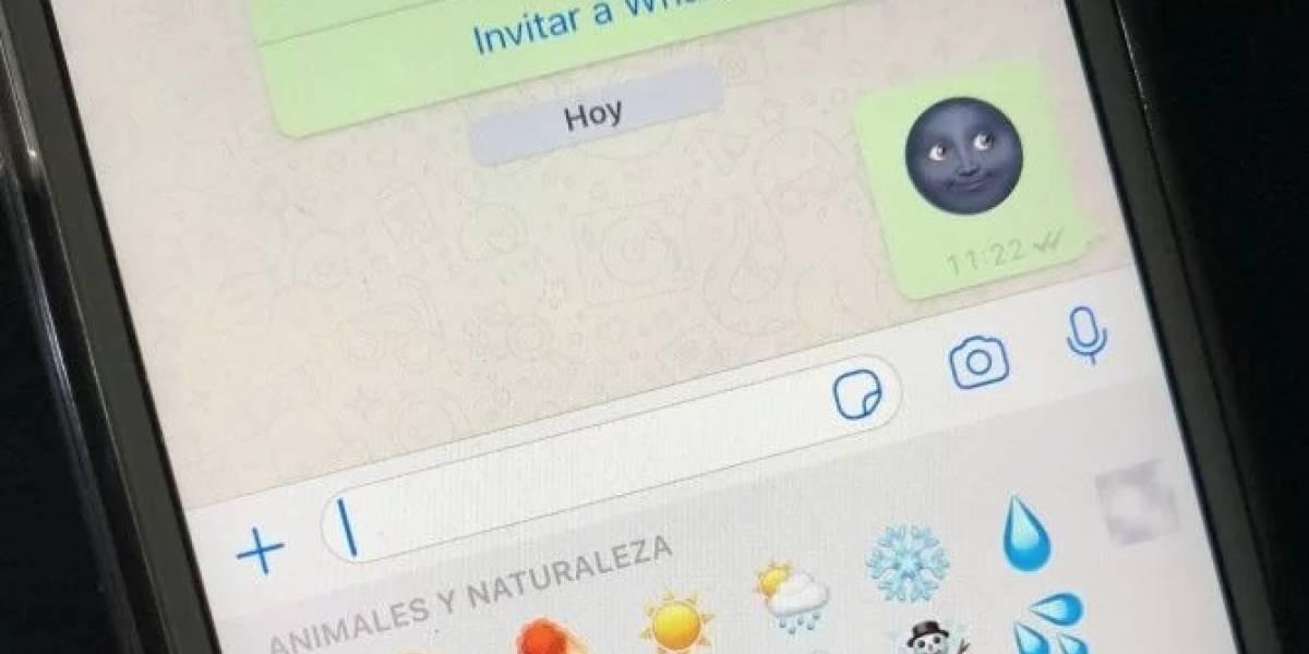 Te presentamos el emoji que podría hacerte tener 'un encuentro casual' con el/la persona de tus sueños