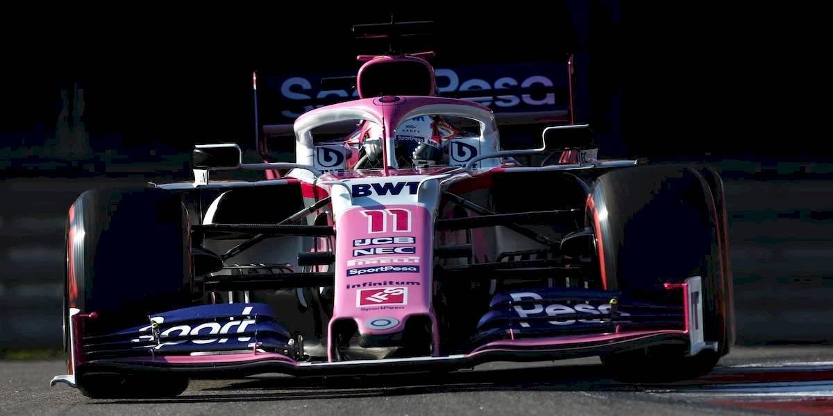 'Checo' largará fuera del Top Ten en GP de Rusia; Leclerc vuelve a conseguir la pole
