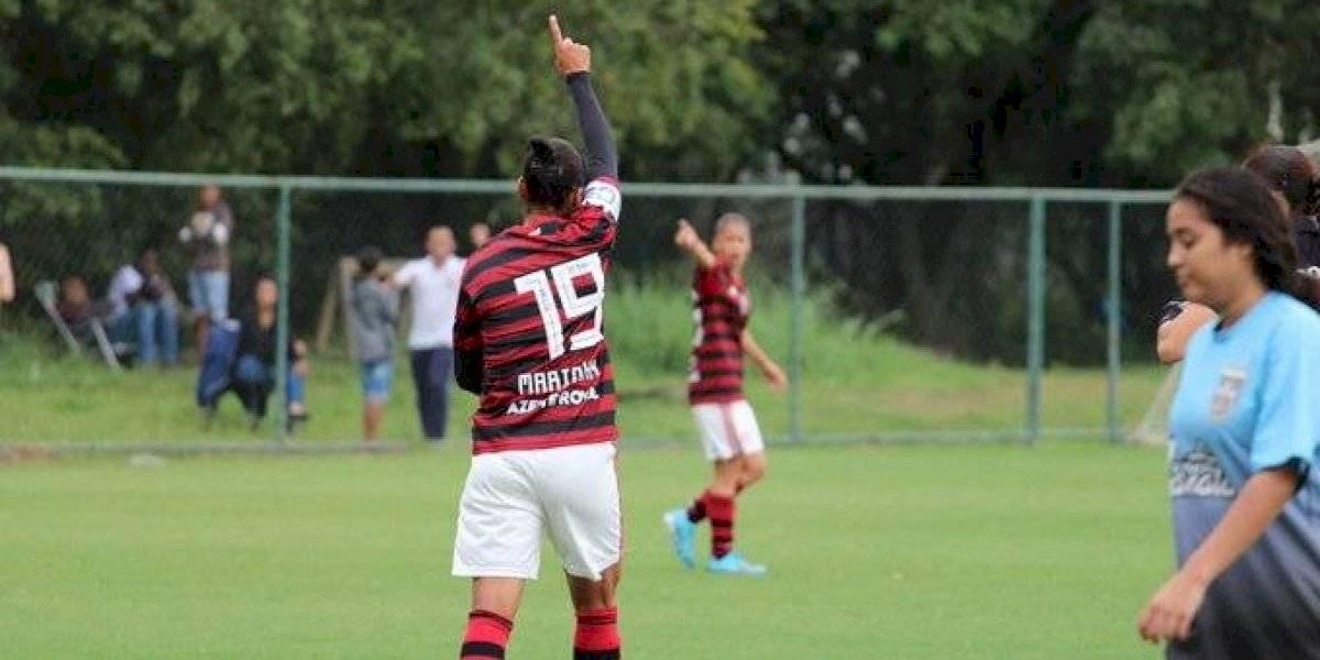 ¡Histórica goleada de 56-0 en el futbol femenil brasileño!