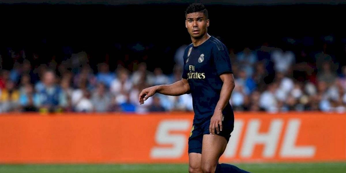 Jugador del Real Madrid sufre robo en su casa mientras disputaba Derbi madrileño