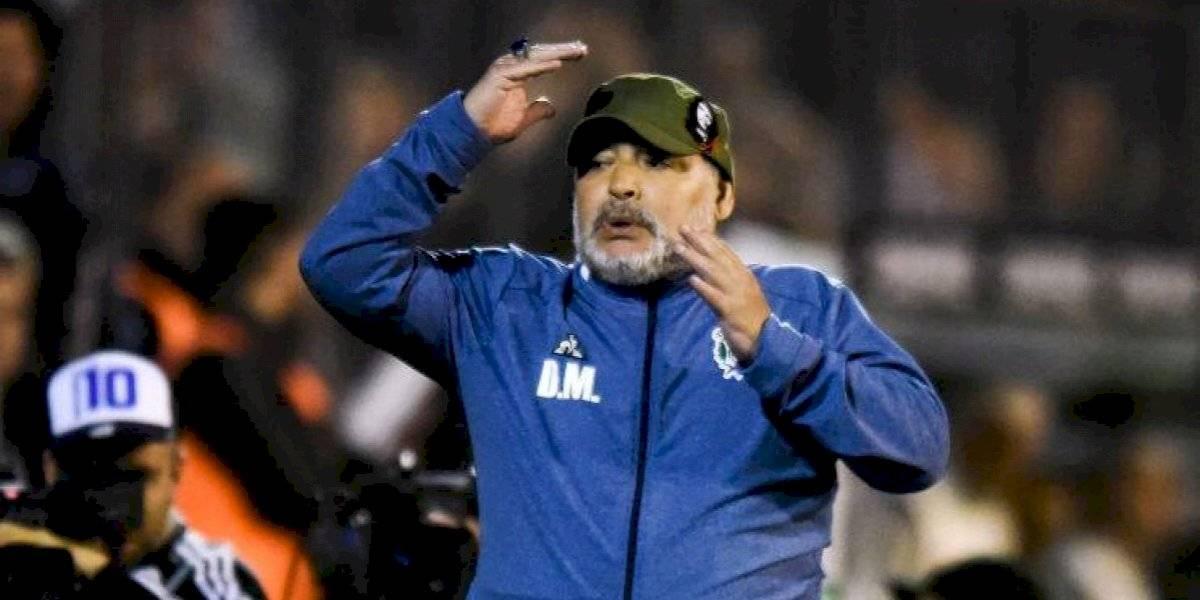 River Plate y Paulo Díaz hundieron aún más al Gimnasia de Maradona en la Superliga