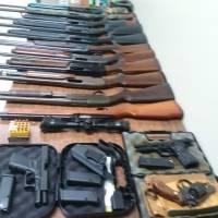 Williezer Vargas Cabán, 10 escopetas