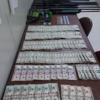 Williezer Vargas Cabán, 10 escopetas y dinero