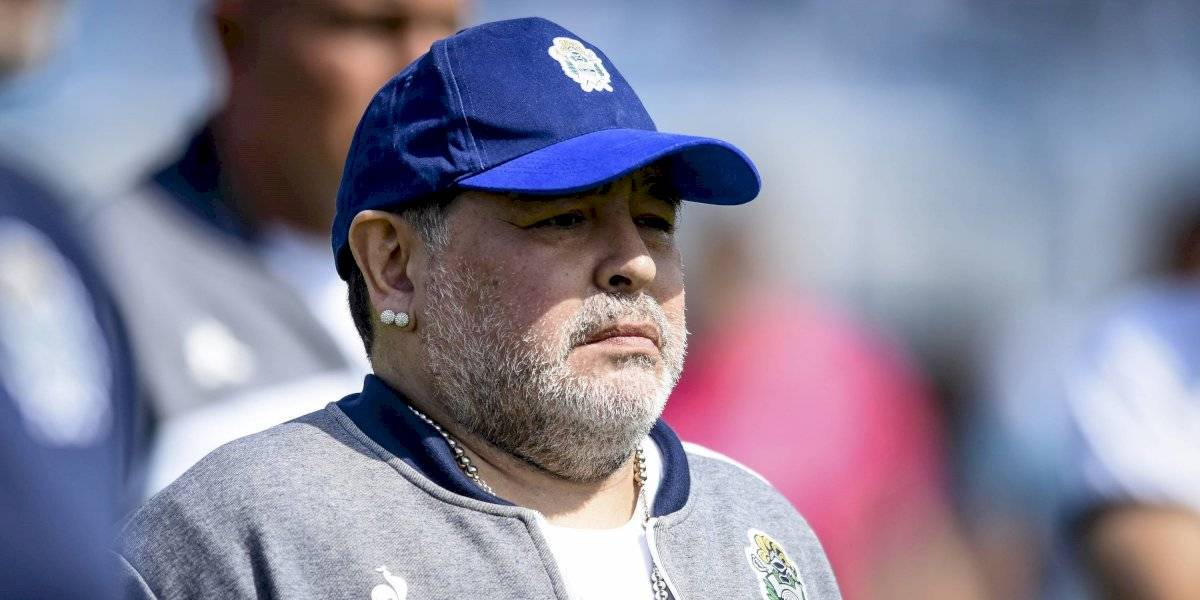 VIDEO | Entre lágrimas, Diego Maradona envió emotivo mensaje en la lucha contra el coronavirus