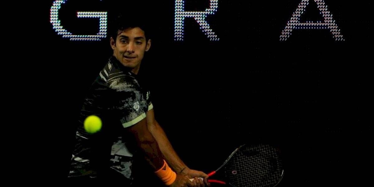Cristian Garin enfrentará a un rival de la qualy en el ATP de Beijing