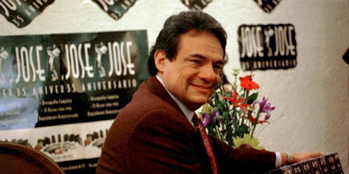 Rendirán homenaje a José José en la Alameda Central