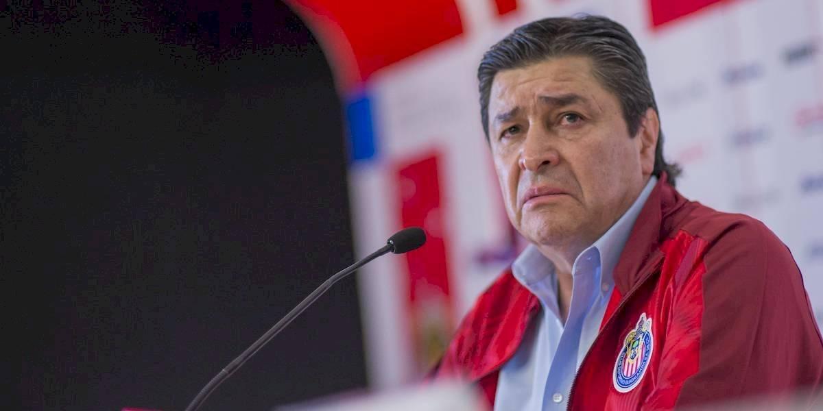 América, el rival ante el que Luis Fernando Tena Sufre