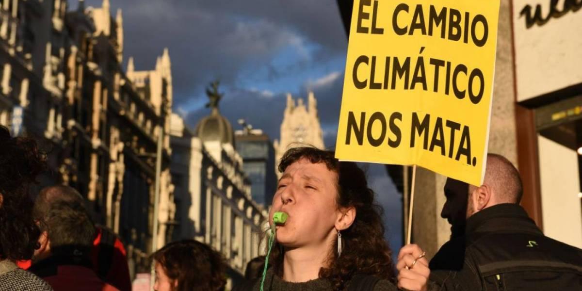 Ahí tienen a los culpables de la crisis climática: sólo 20 empresas emiten un tercio de todo el carbono del planeta