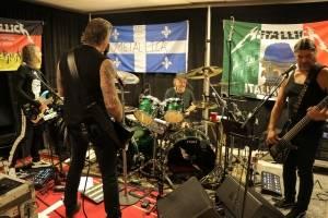 Metallica en Europa