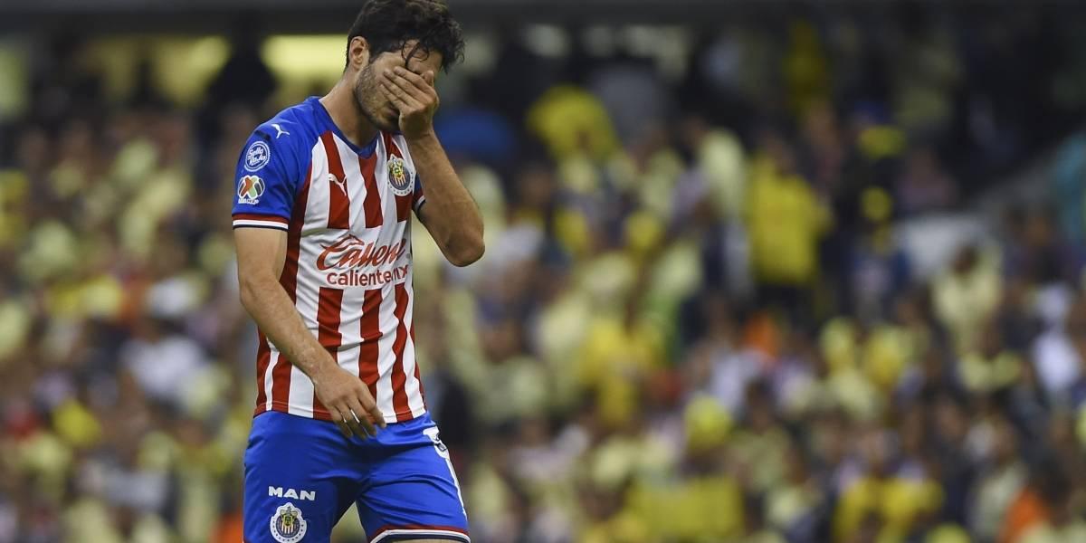 OFICIAL: Antonio Briseño será suspendido cuatro partidos