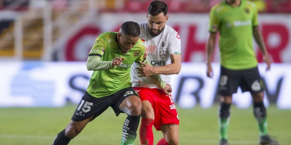 Necaxa y Juárez firman gris empate sin goles