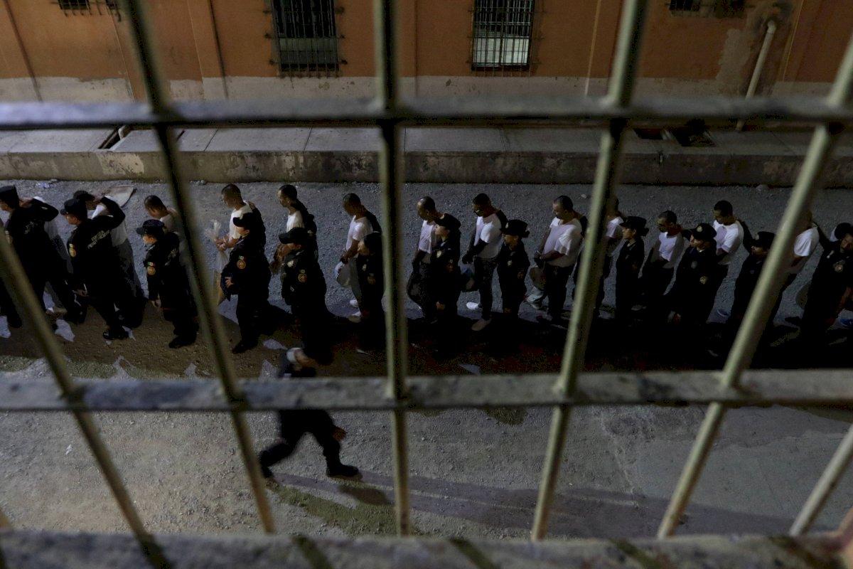 Los reculusos fueron trasladados al Penal de Apodaca. Israel Salazar