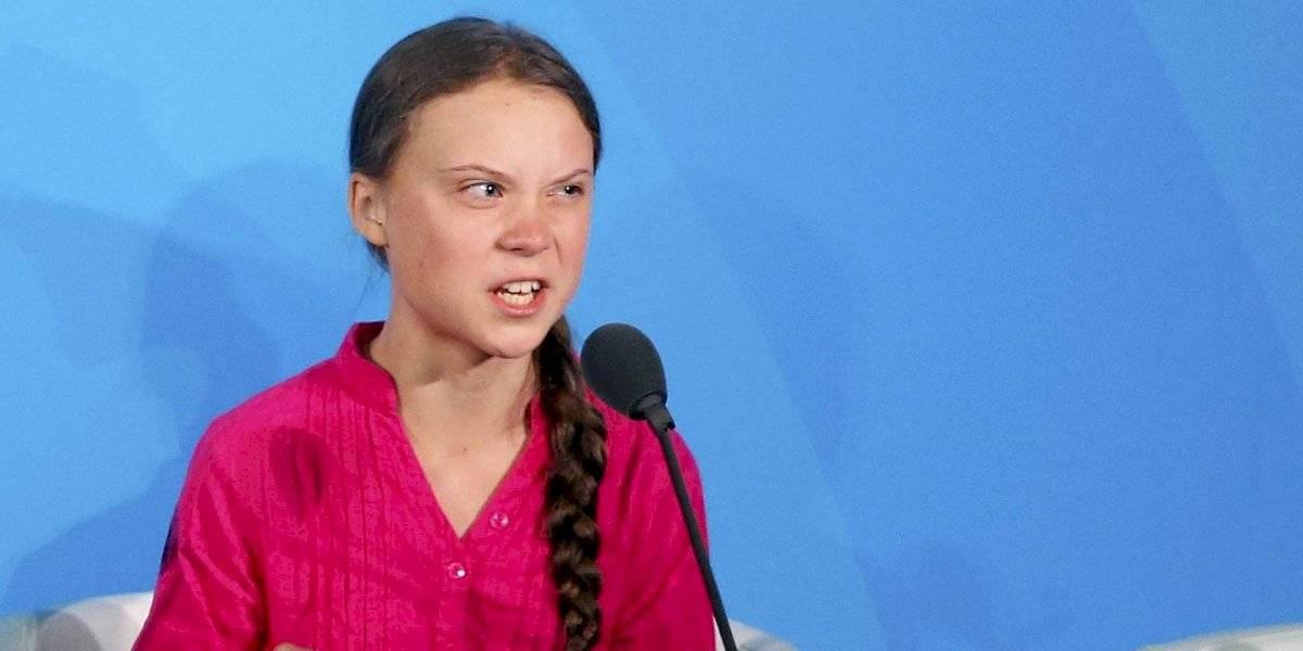 """Necesita sexo"": periodista es despedido por insultar a Greta Thunberg"