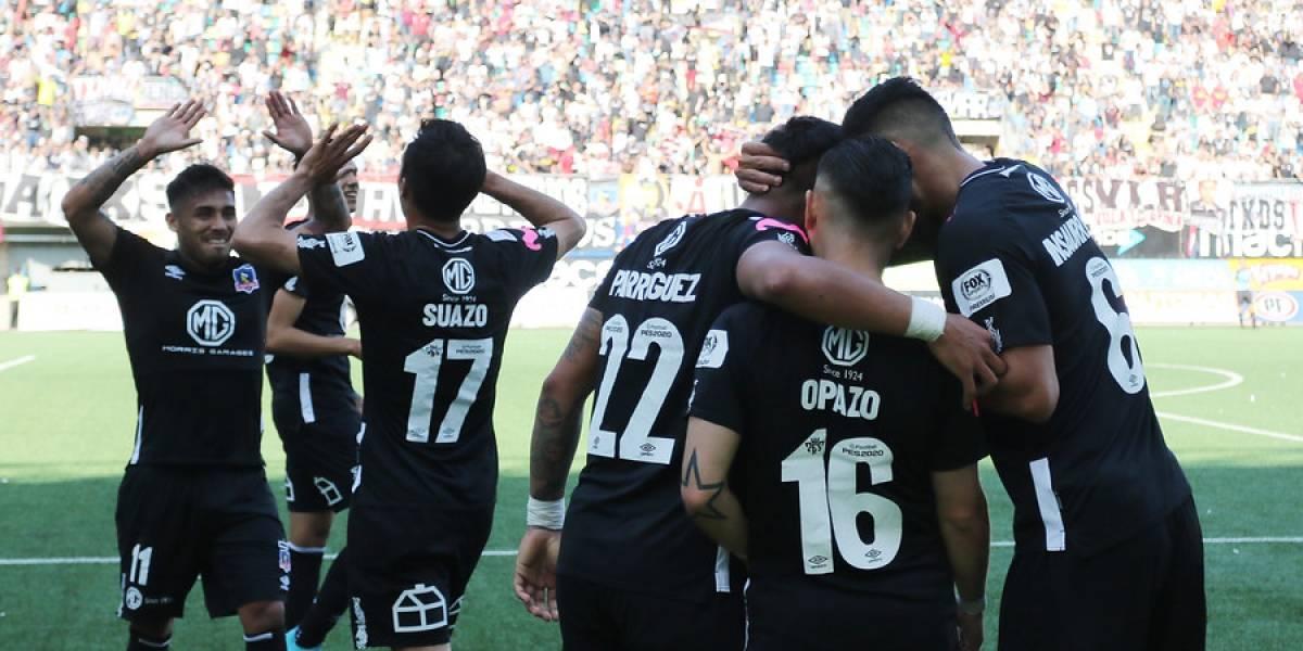 ¿El mejor partido del año para Colo Colo? Salas recupera la confianza individual y colectiva justo antes del Superclásico