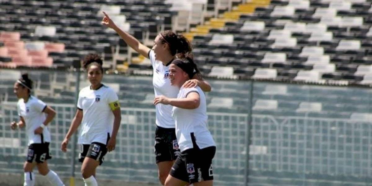 Colo Colo superó a Everton y Cobresal se fue a la B en el fútbol femenino