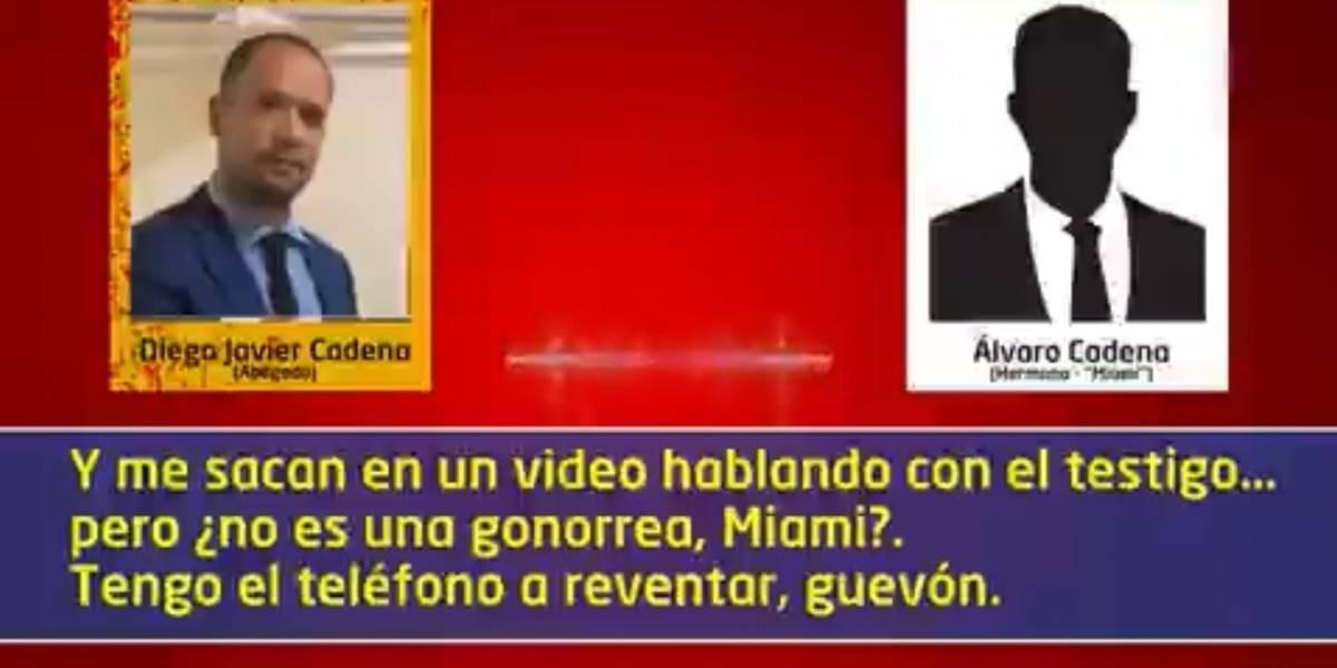 """¿Quedó en ridículo? El """"aboganster"""" vinculado con Álvaro Uribe contó de donde salió ese apodo"""