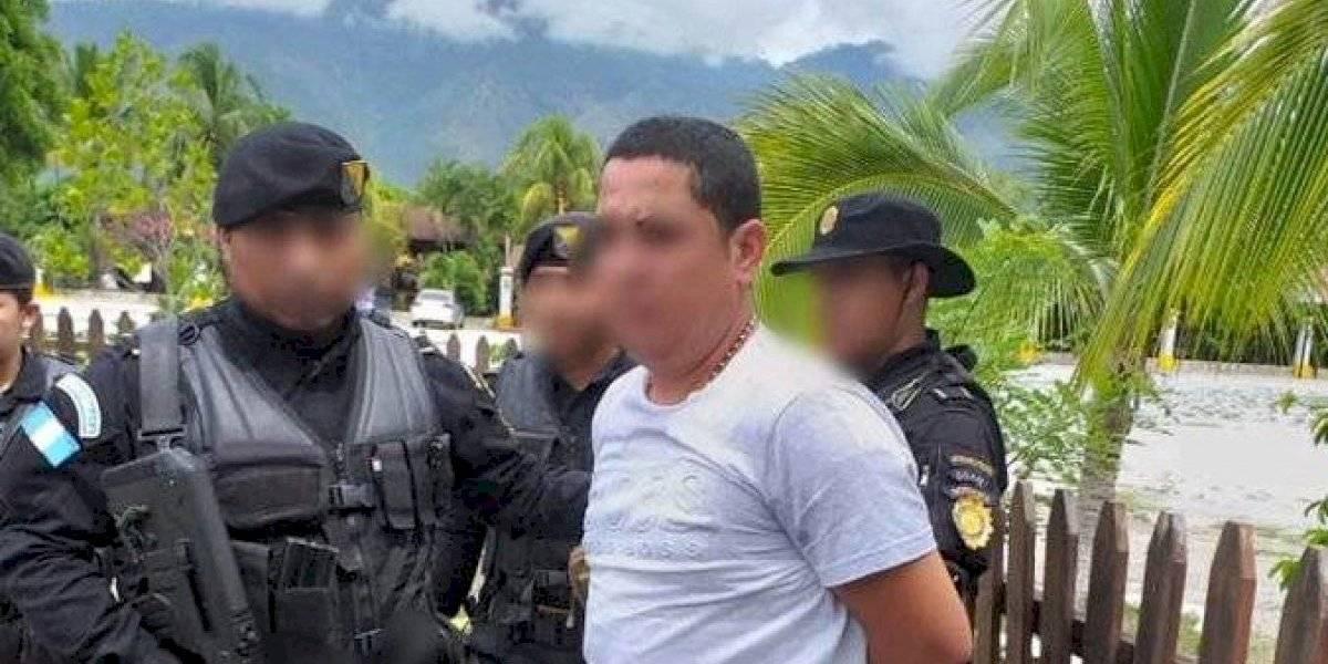 Durante estado de Sitio capturan a persona con solicitud de extradición