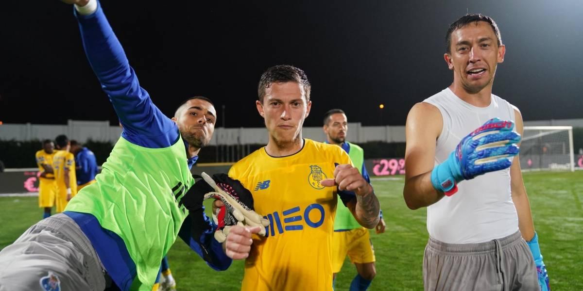 Con 'Tecatito' de titular, Porto pelea por los primeros puestos en Portugal