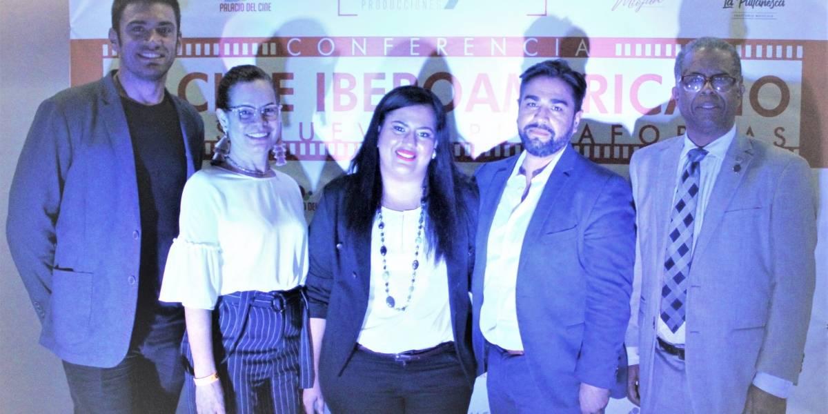 Disertan con éxito la Conferencia El Cine Iberoamericano y Las Nuevas Plataformas