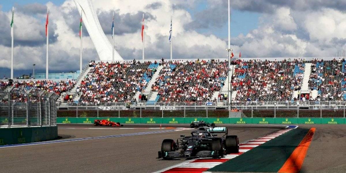 F1: Lewis Hamilton vuelve a las victorias y se acerca al título tras ganar el GP de Rusia