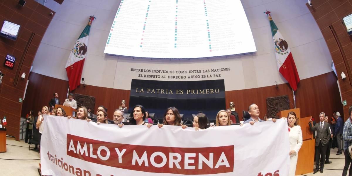 Son nuestros niños los que pierden con la reforma educativa de Morena