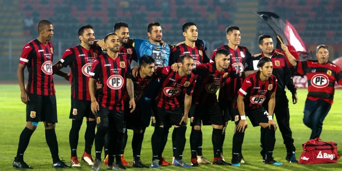 Primera B: Rangers respira y hunde más a un Valdivia condenado al descenso