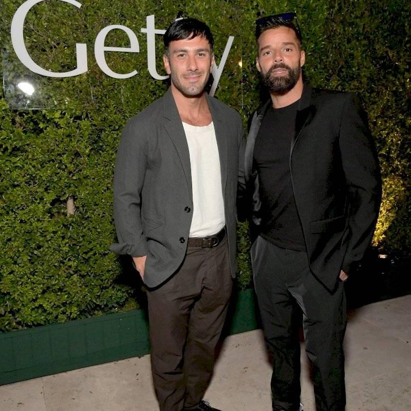 ¡Atrevido! Ricky Martin se agarra con ganas y revolucionó Instagram