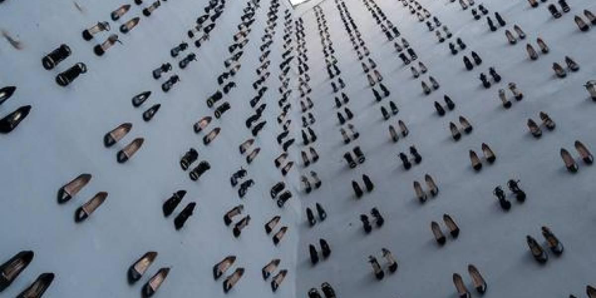 Este muro conmemora a las mujeres asesinadas en Turquía