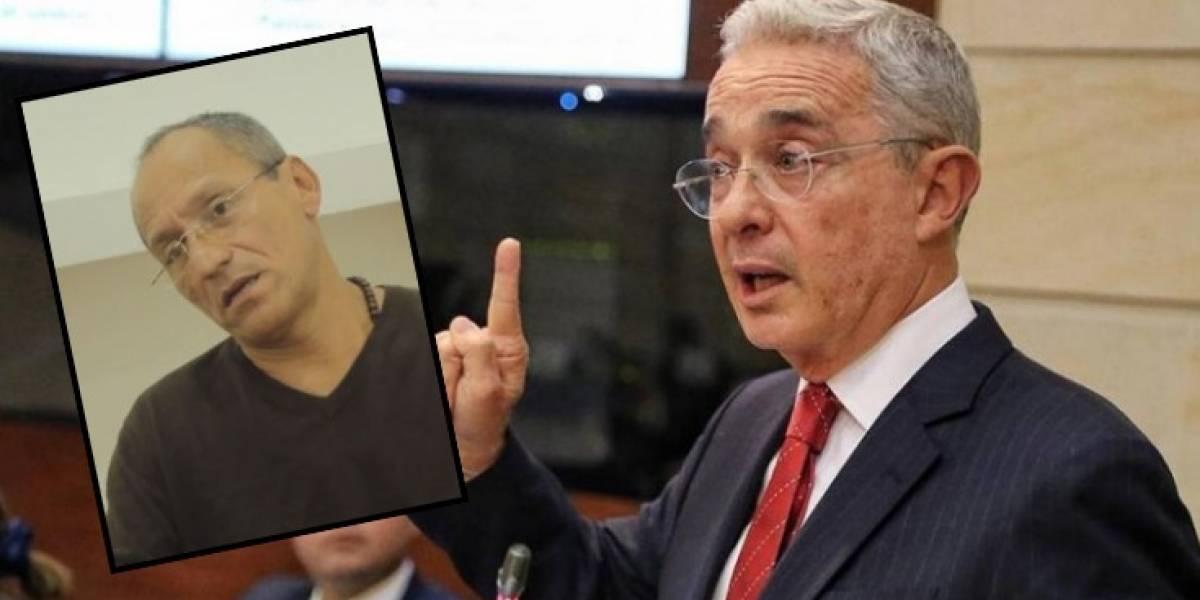 Este es el testigo principal en contra de Álvaro Uribe en la Corte Suprema
