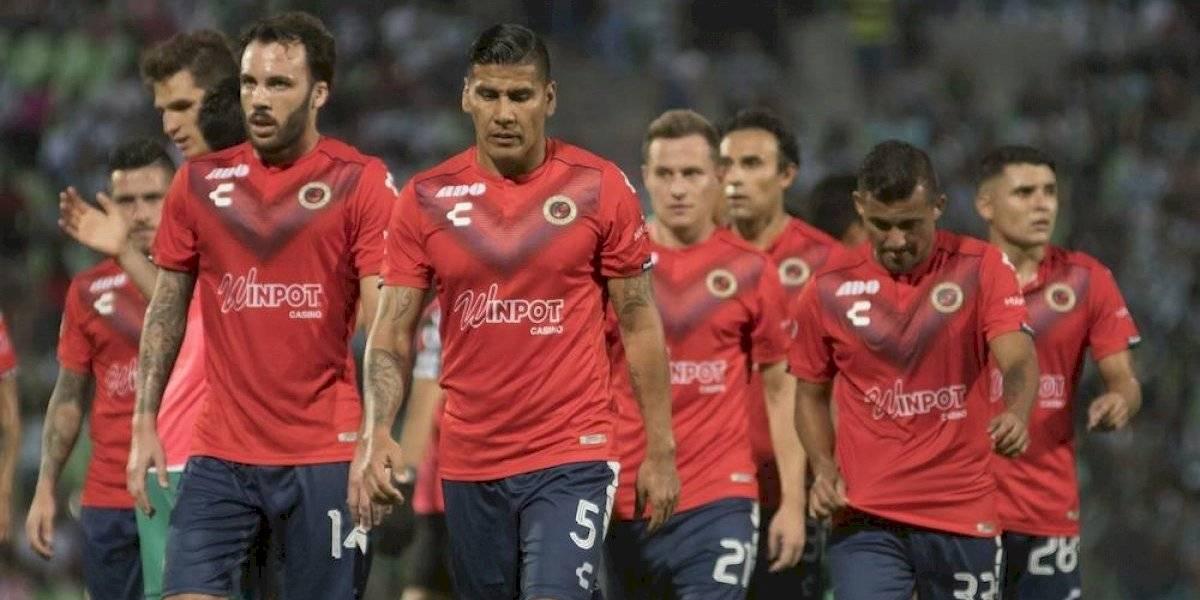 Jugadores de Veracruz pedirían parar duelo contra Toluca