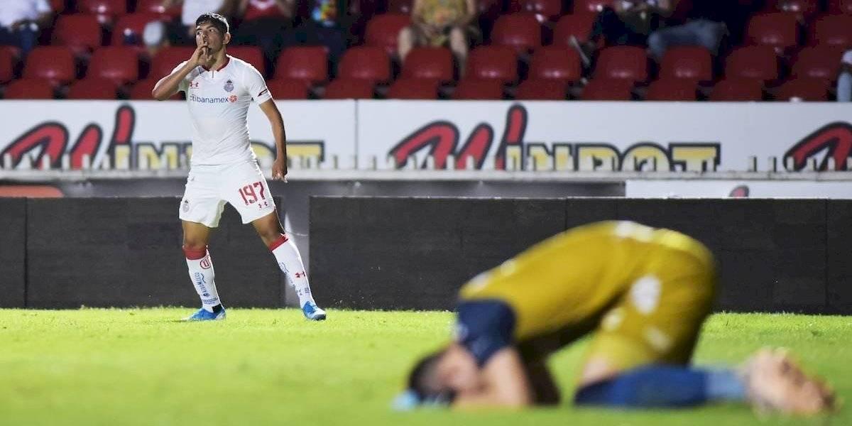 Veracruz se quedó a dos minutos de romper la racha de partidos sin ganar