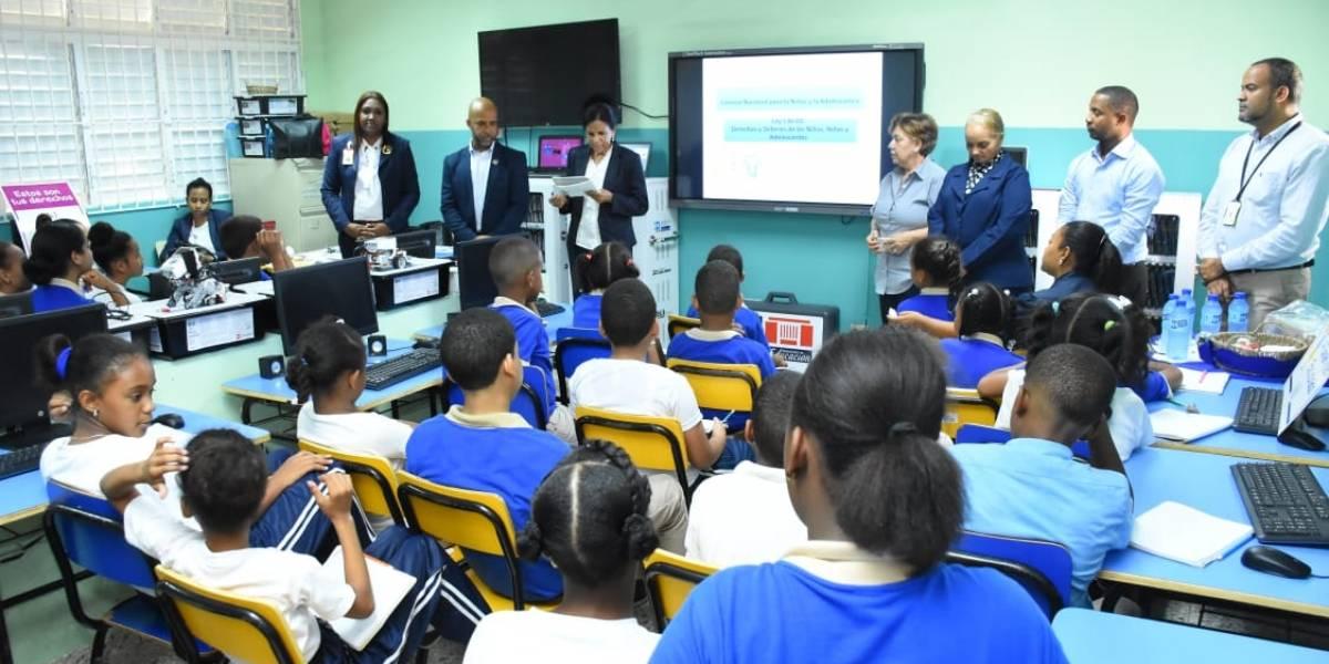 CONANI celebra el Día Nacional del los Derechos del Niño