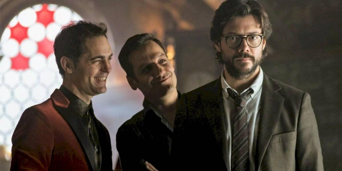 La Casa De Papel: Ator revela data de estreia da 4ª parte na ...
