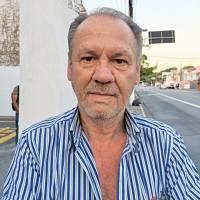 Luiz Carlos Muniz, 61, aposentado