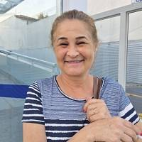 Zildete Jardim, 60, instrumentadora