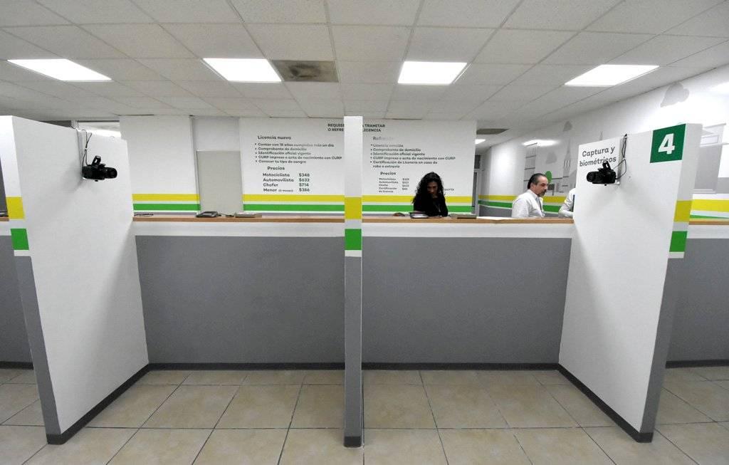 Módulo para expedir licencias de manejo fue abierto en Tlajomulco