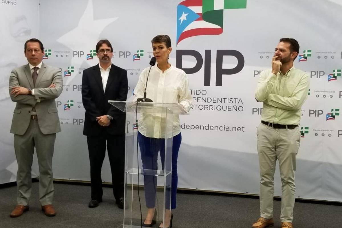 El PIP escoge sus candidatos por la capital