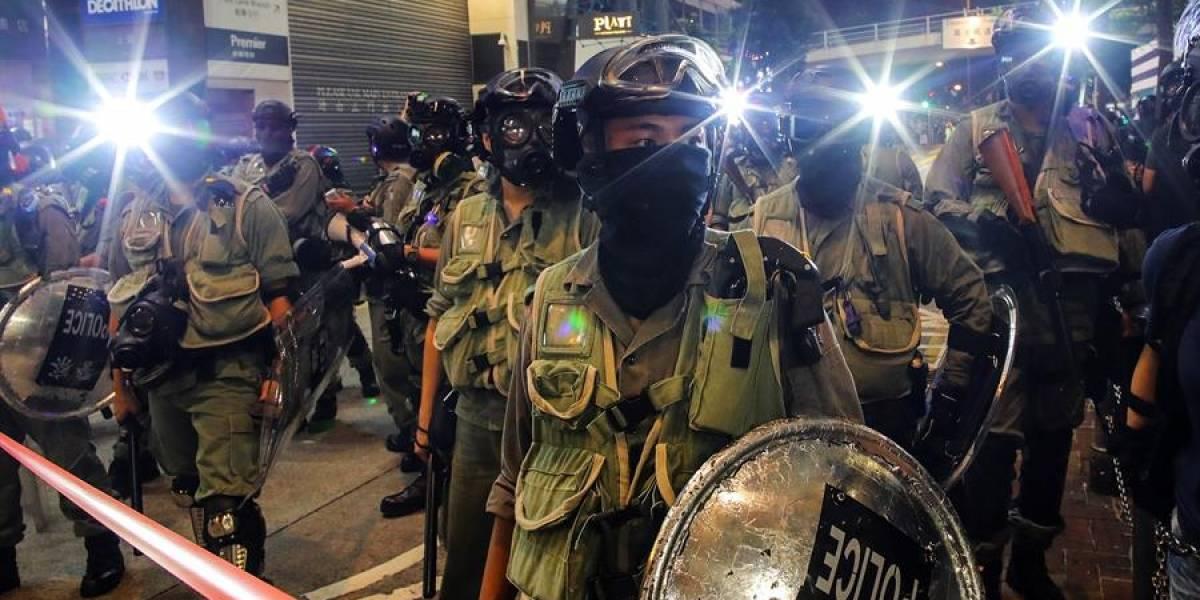 Advierten peligro por tensión en Hong Kong en vísperas del Día Nacional
