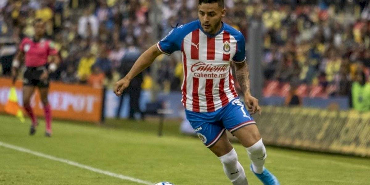 """""""Nos tenemos que ir todos los jugadores"""": Alexis Vega"""