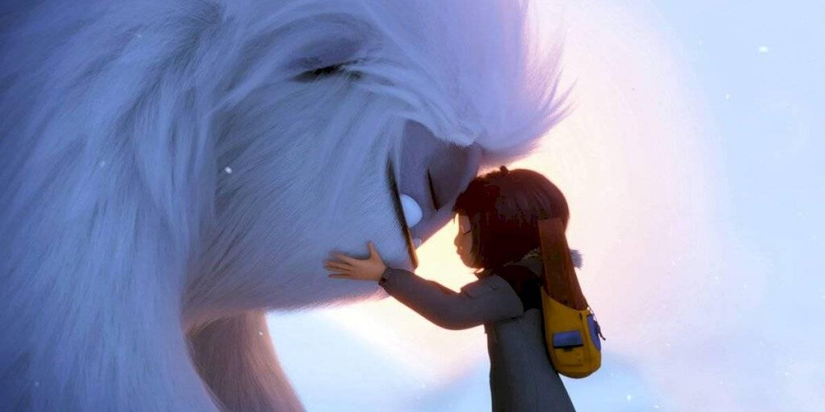 """Gran debut de """"Abominable"""" en cines de EE. UU. y Canadá"""
