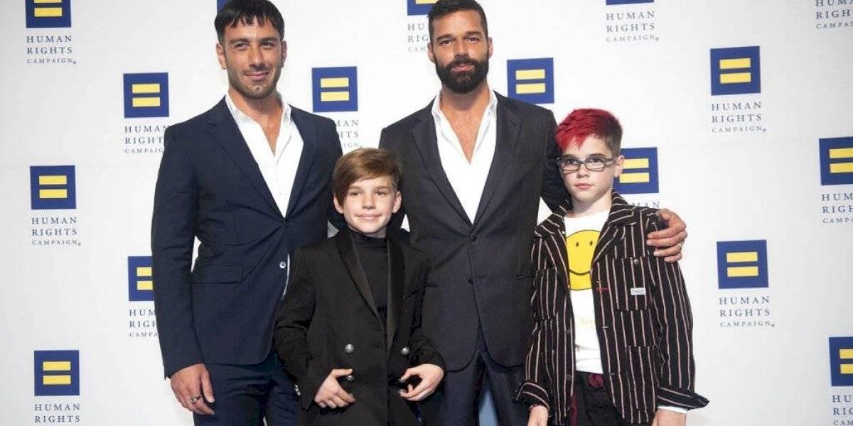 "Ricky Martin: ""Estamos embarazados"""