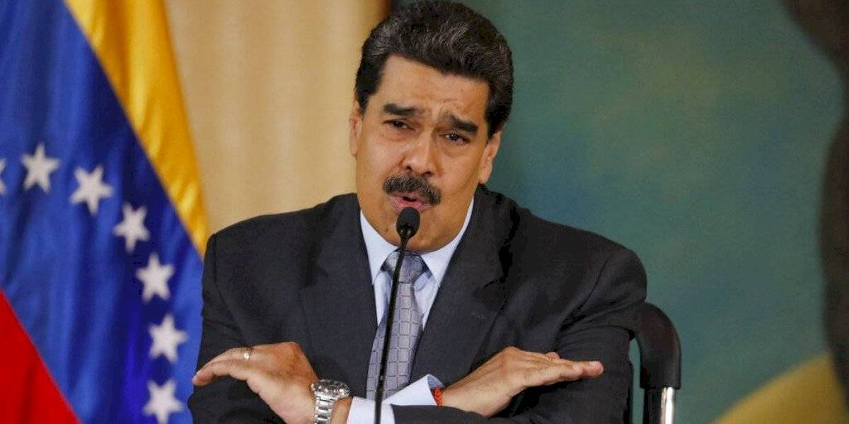 """Nicolás Maduro llama """"cowboy racista"""" a Trump tras acusación"""