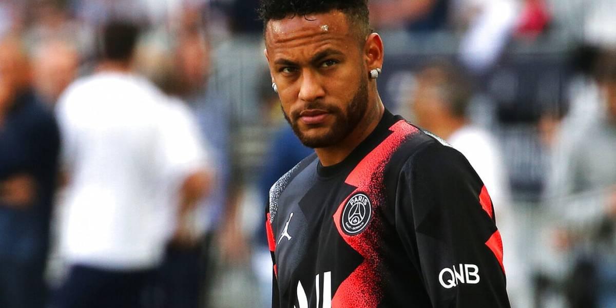 Modelo brasileña a juicio por falsa denuncia contra Neymar