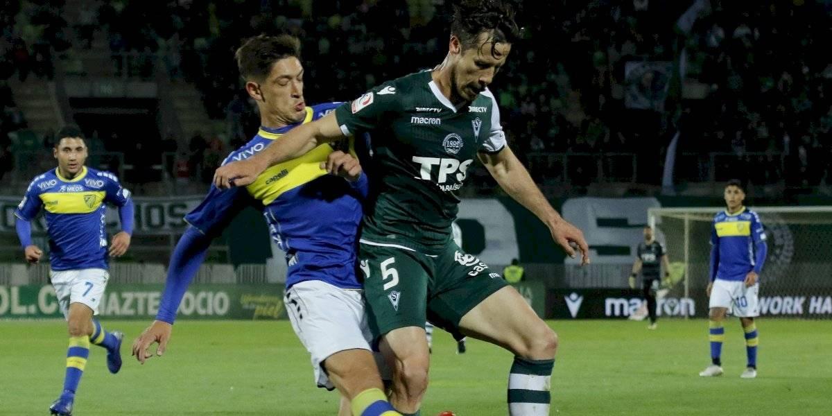 Santiago Wanderers y Barnechea no se hacen daño y mantienen la estrecha pelea por el ascenso en Primera B