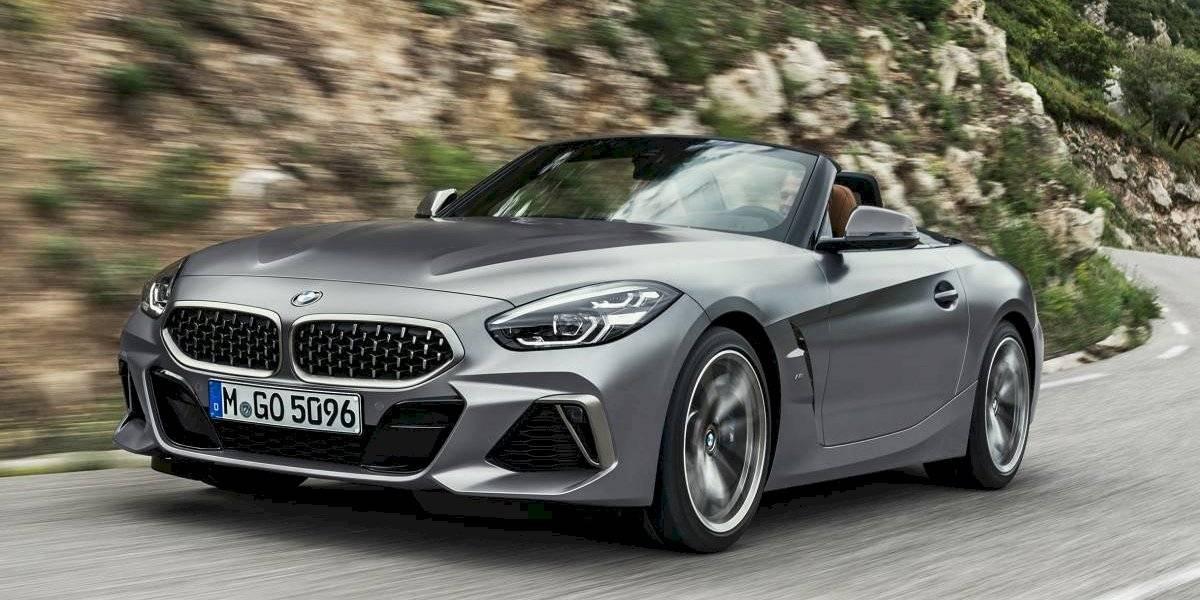 BMW presenta la renovación de su roadster Z4