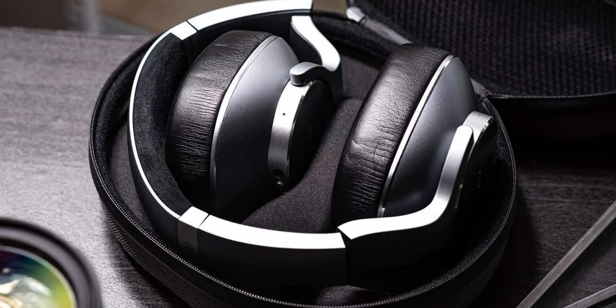 Audífonos con cancelación de ruido: cuando solo quieres escuchar música