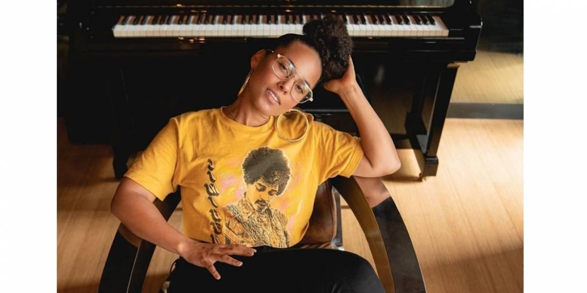 Alicia Keys lanza su nuevo tema, 'Good Job'